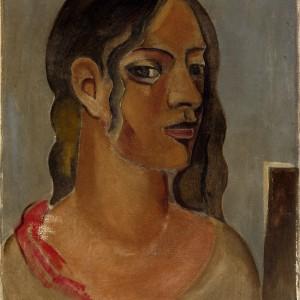 vrouw-met-haarlok-1962