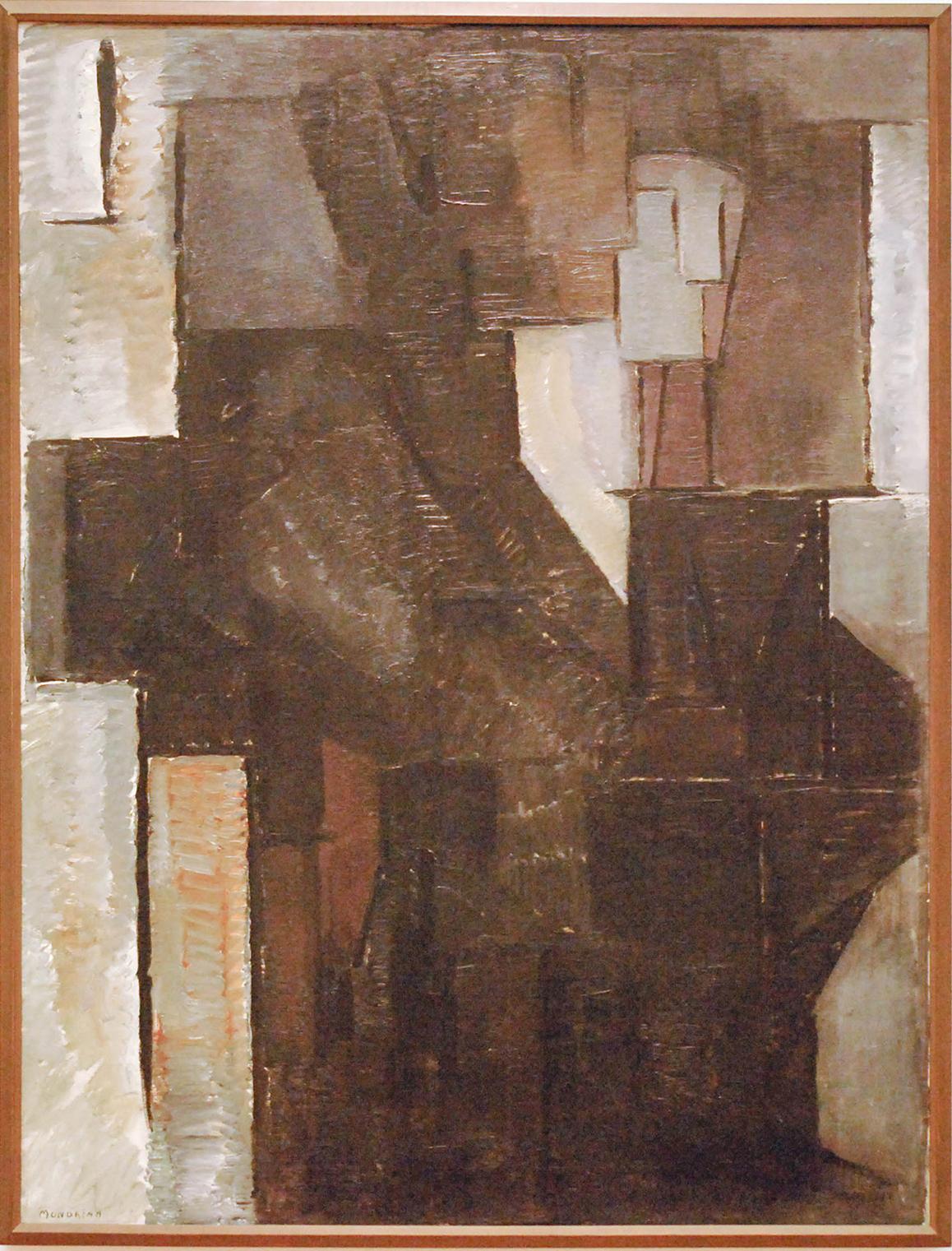 06_Piet-Mondriaan-Portret-van-een-Dame-Olieverf-op-doek-1912